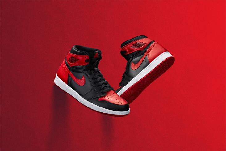 NIKE Air Jordan 1 Retro High OG Banned by ALLGOOD POST 1
