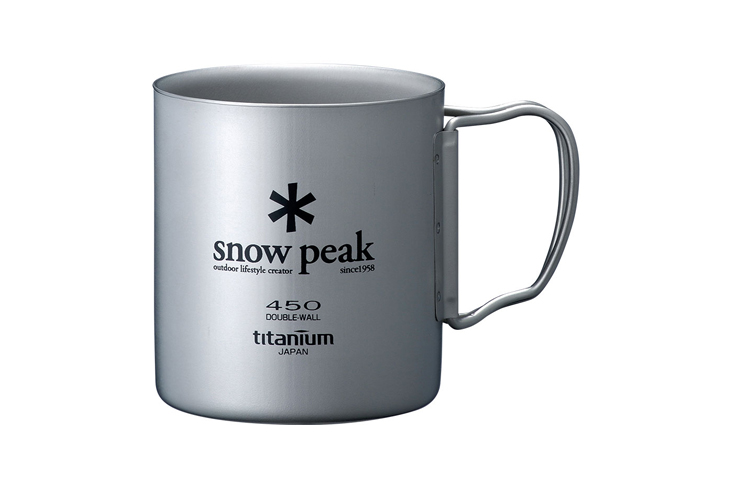 snow peak Double Mug Cup by ALLGOOD POST 1