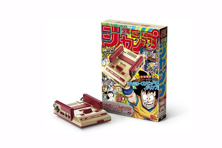 ニンテンドークラシックミニ ファミリーコンピュータ 週刊少年ジャンプ