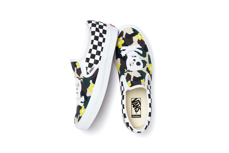 Vans Customade by Custom Culture Masa 1
